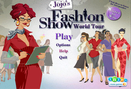 Jojo's Fashion Show PC Game
